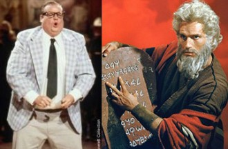 When Moses Needed Matt Foley