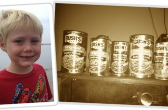 A Boy and His Bush's Baked Beans (A Love Story)